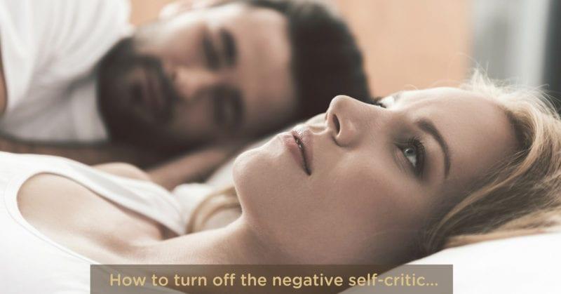 Negative self critic