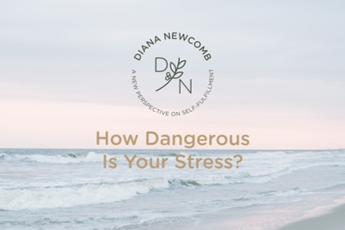 How dangerous is your stress